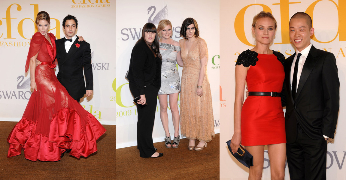 CFDA Designers and muses