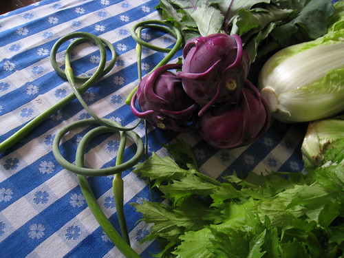 Veggie Box: Week Two