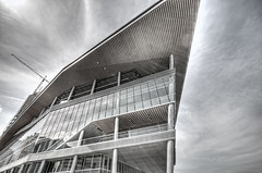 HDR Vancouver Convention Centre (Scott.Webb) Tags: travel vacation urban canada architecture conventioncenter hdr designed urbanarchitecture vancouverconventioncentre hdrphotography hdrarchitecture vancouverarchitecture bbin urbanhdr