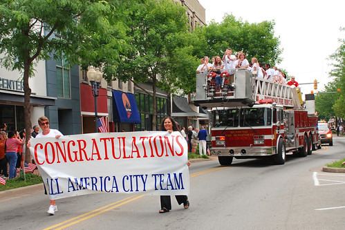 All America City Parade