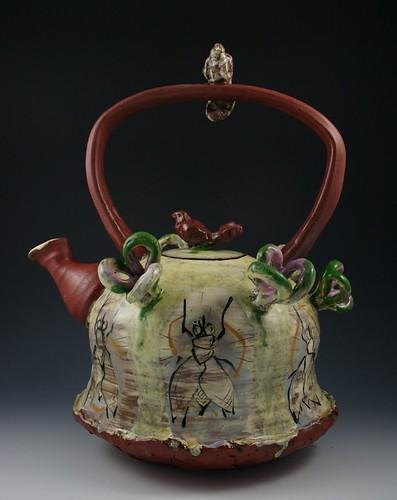 Fly Teapot