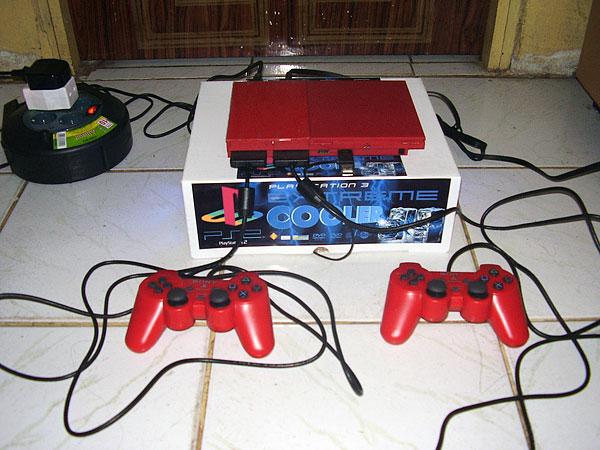 Kipas PS2