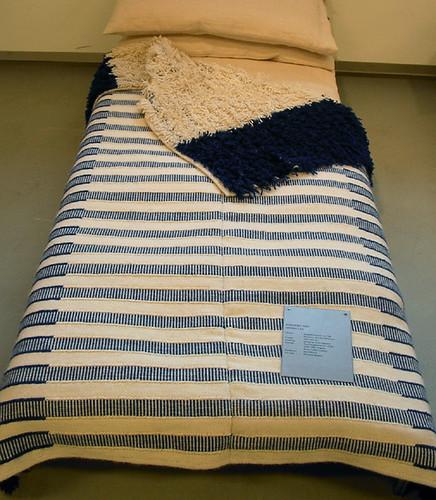 Traditional rya rug - Hardemo Ryatäcke