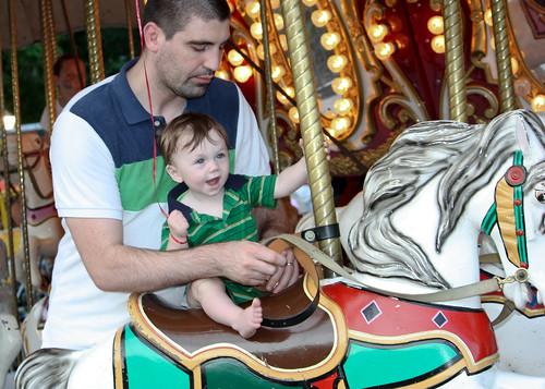 carnival pony