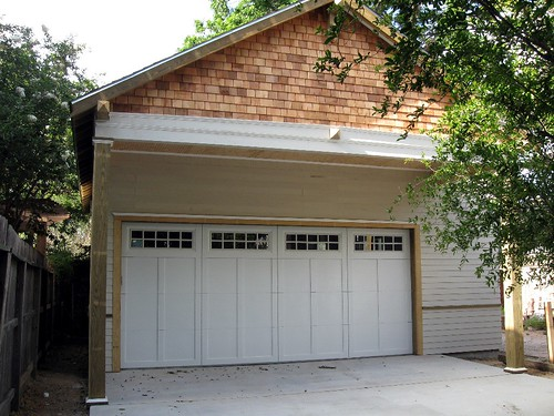 Garage doors craftsman style the garage journal board