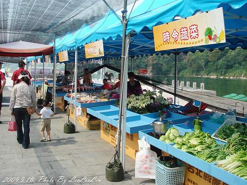捷運新店站景點|碧潭風景區~健行活動