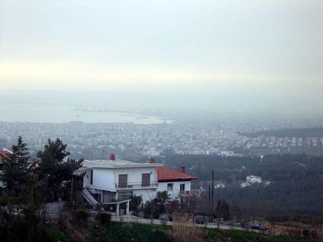 Κεντρική Μακεδονία - Θεσσαλονίκη - Η πόλη Πανόραμα
