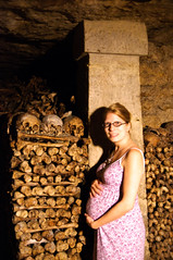 Deb and Epsilon, 23 weeks, 5 days in the Catacombs