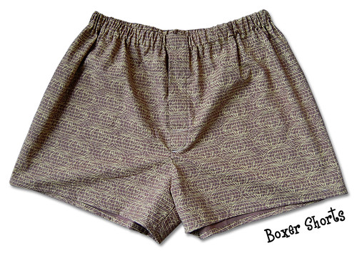 boxer shorts for Joe