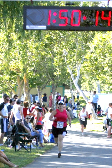 Tri for fun - Pleasanton