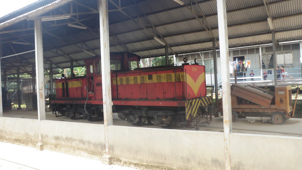 Borneo railroad