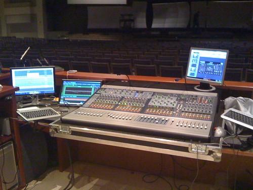 FOH - NP Live '09