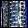 double facade (sediama (break)) Tags: blue reflection facade germany pentax frankfurt fassade k20d sediama ©bysediamaallrightsreserved