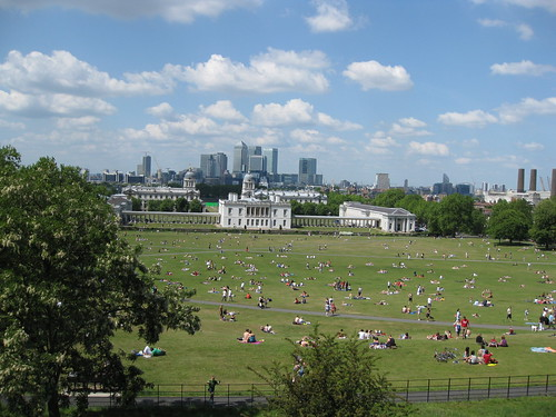 Greenwich park view, London by alf.melin, on Flickr