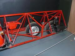 P1020950 (HRhV) Tags: museum coventry steeringwheel thrustssc