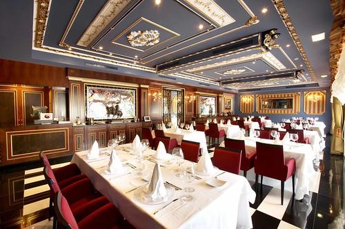 Restaurante MiGaea - Salones