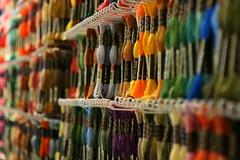 You cant find the right colour? (saskiavr) Tags: brugge borduren gemaaktdoorsander splitszijde
