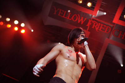 GACKT - YELLOW FRIED CHIKENz 2011