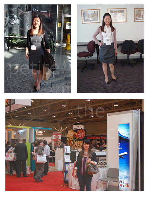 Lookbook:  Attire for Conferences and Trade Shows