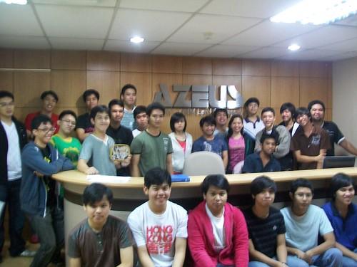 Azeus Internship 2011