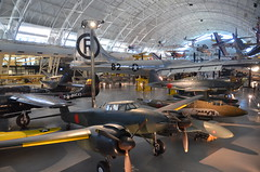 Steven F. Udvar-Hazy Center: View over World War Two aviation wing, including Japanese planes and B-29 Enola Gay (Chris Devers) Tags: japan plane airplane japanese virginia smithsonian dulles fighter unitedstates martin aircraft massachusetts hurricane hiroshima worldwarii va somerville cherryblossom moonlight irving boeing fairfax bomber kamikaze nationalairandspacemuseum raf hawker nakajima atomicbomb dullesairport chantilly enolagay airandspacemuseum gekko worldwartwo udvarhazy b29 superfortress smithsonianinstitution nuclearweapon stevenfudvarhazycenter hawkerhurricane royalairforce stevenfudvarhazy eyefi b2945mo b29superfortress nakajimaj1n1s yokosukamxy7ohka exif:exposure_bias=0ev exif:exposure=0025sec140 exif:iso_speed=800 exif:focal_length=18mm exif:aperture=f35 j1n1 kugishomxy7ohka camera:make=nikoncorporation mxy7ohka exif:flash=offdidnotfire nakajimahikoki camera:model=nikond7000 nakajimaj1n flickrstats:favorites=1 kugishomxy7ohkacherryblossom22 kawasakiki45 aichim6a exif:orientation=horizontalnormal exif:vari_program=autoflashoff exif:lens=18200mmf3556 exif:filename=dsc0014jpg exif:shutter_count=11529 meta:exif=1350345649