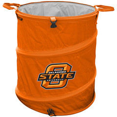 Oklahoma State Trash Can Cooler