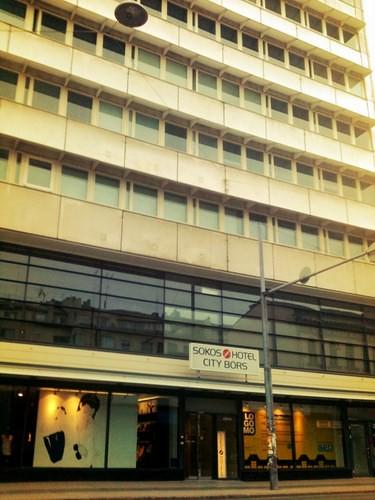 Sokos Hotel City Bors, Turku (20110601)