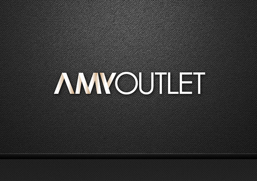 Logomarca - Amy Outlet by chambe.com.br