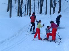 Entangled state (marcobillo) Tags: winter italy snow kids torino funny piemonte piedmont entangled crosscountryski lanzo usseglio vallidilanzo scidifondo vallediviumountainsvalleyalpsskiclearbrightsunniceout