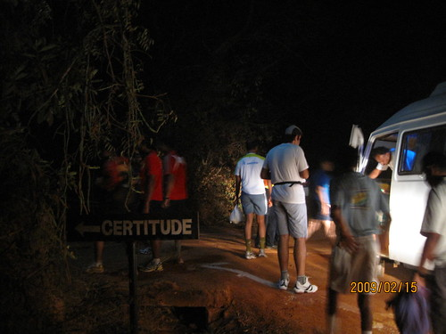 Second Auroville Marathon