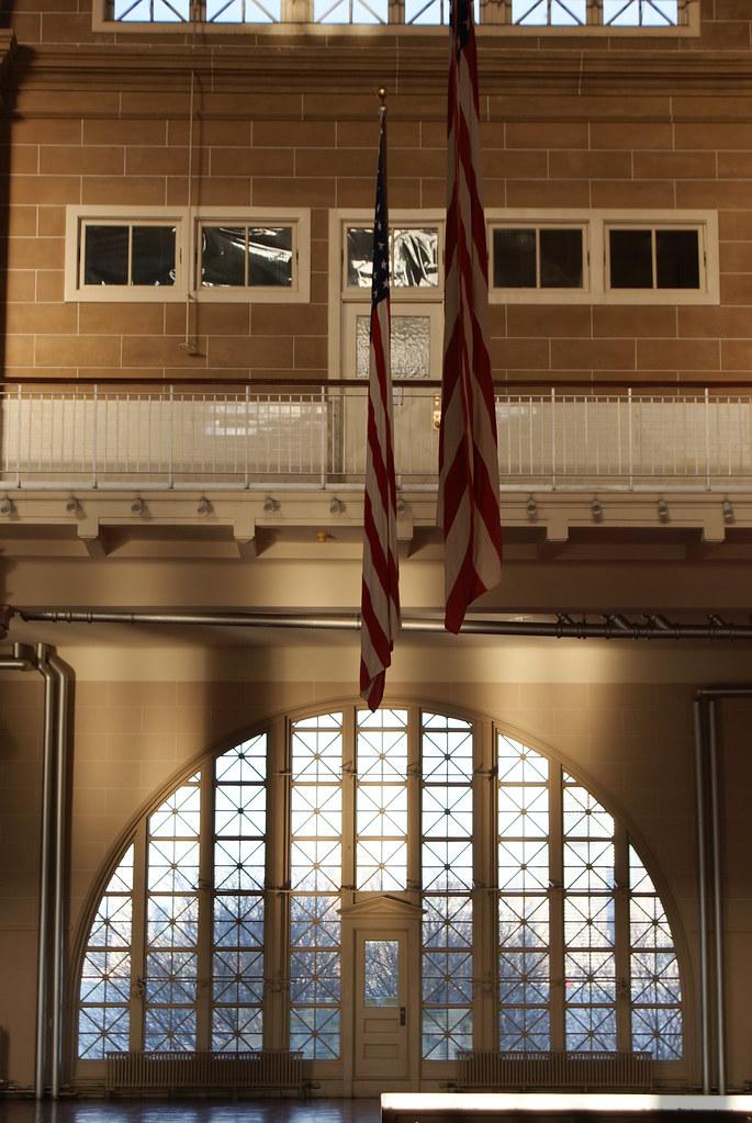 Window from Registry Hall