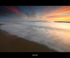 San Onofre State Beach (SMGallery (MooreFoto.com)) Tags: california ca longexposure sunset panorama beach water colors clouds nikon bravo rocks sigma daryl filter reverse 1020mm benson graduated sanonofre density neutral d300 sigma1020mm 3stop nohdr smgallery nikond300 ostrellina leefilterholder