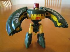 Cosmos - Robot mode (Floating Cat) Tags: transformers classics legends universe autobots