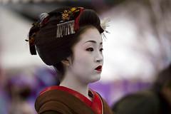 Baikasai (The plum-blossom festival) #24 (Onihide) Tags: baikasai kamishichiken ichimame sakkou