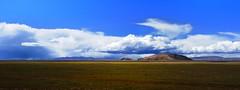 Nam tso plains Tibet,   (reurinkjan) Tags: nature tibet namtso 2008 tashidor changtang namtsochukmo nyenchentanglha tibetanlandscape tengrinor janreurink damshungcounty damgzung