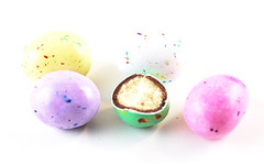 Jelly Belly Speckled Malted Eggs