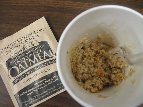 Glutenfreeda Instant Oatmeal