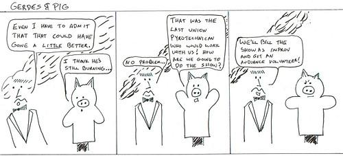 366 Cartoons - 036 - Gerdes and Pig