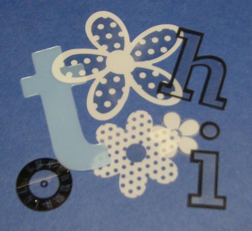 Leafing on acrylic001