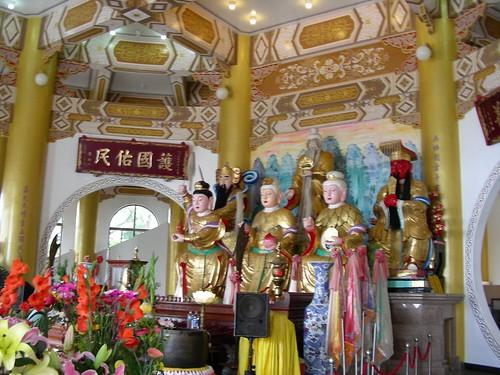 天元宮-神像