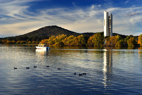Lake Burley Griffin, Canberra, ACT, Australia IMG_8415_Canberra