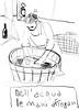 come sono nata (onderock78) Tags: mani acqua casalinga affogare comesononata