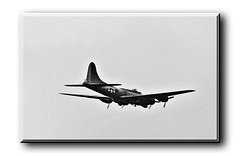 Liberty Belle (biggimote) Tags: england france plane vintage germany nikon europe zoom b17 bomber bombs propeller gunner flyingfortress pilot bombing airpower worldwartwo shrapnel armyaircorps libertybelle d40 blackwhitephotos waistgunner bellygunner daylightbombing