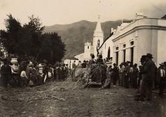 Fiestas en Los Silos 1920