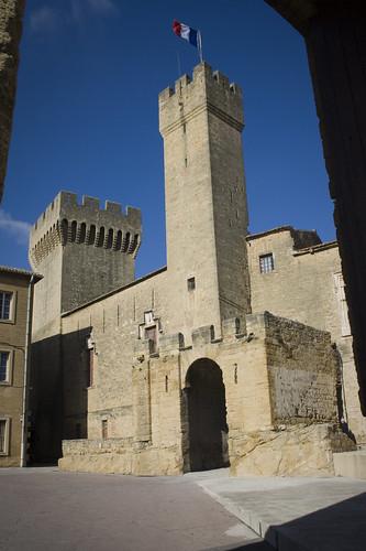 Château de L'Emperi - Salon de Provence