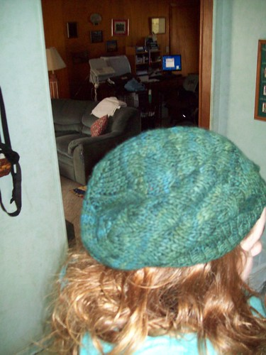 Star-Crossed Slouchy Beret