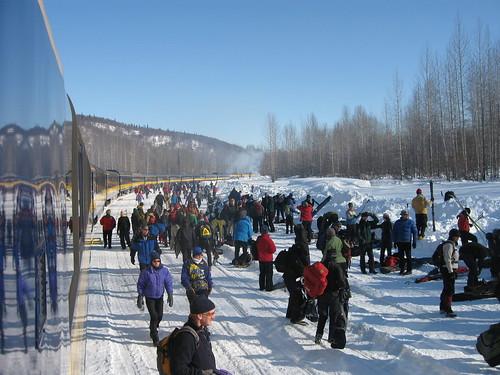 Ski Train 2009
