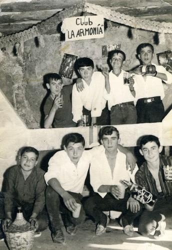 """Club """"La Armonía"""" de Montón"""