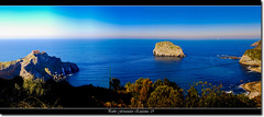San Juan de Gaztelugatxe (_Hadock_) Tags: camera bridge blue windows wallpaper costa church azul photoshop poster de macintosh island coast mar photo mac nikon san raw foto juan screensaver background osx horizon country creative 7 commons panoramic bilbao leopard cielo panoramica xp linux vista tamron unix basque isla fondo vasco euskadi escritorio vizcaya bilbo pais horizonte siete pantallas salva fuerte gaztelugatxe walpaper hermita ptgui vasque 18200mm vizkaia salvapantallas bizkaya countrie d80 comons mbd80