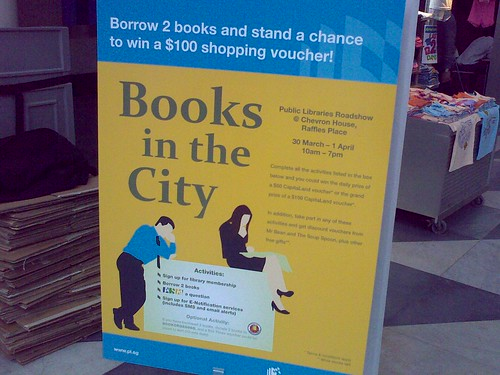 Books In The City: Public Libraries Roadshow